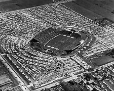 1957 Green Bay LAMBEAU FIELD Glossy 8x10 Photo New City Stadium Print Poster