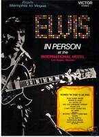Elvis Presley - Elvis In Person - [RCA LSP-6020 ]- 2 Records LP's