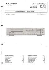 Blaupunkt Original Service Manual  für CP-2690