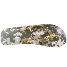 Camouflage Flip Flop   Sandals Camo shoe beach sandal cheap in USA MED