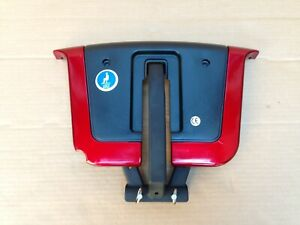PRIDE QUANTUM 600 SERIES ELECTRIC WHEELCHAIR FRONT SHROUD BATTERY ACCESS PANEL
