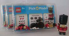 LEGO Pick A Model Guardsman 3850033 Exclusive London Leicester Square Store Set