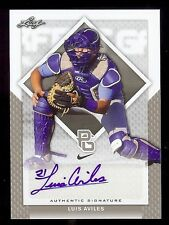 LUIS AVILES 2016 Leaf *PERFECT GAME* Certified AUTOGRAPH RC
