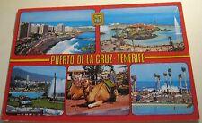 Spain Tenerife Puerto de la Cruz Diversos Aspectos - posted 1994