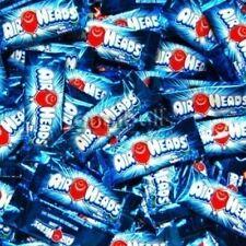 AirHeads Blue Rasberry  Mini  Taffy Candy Bars 6 LB   Bulk Wholesale 240 pc