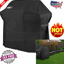 Weber 7107 Grill Cover With Black Storage Bag BBQ Outdoor Barbeque Grill Cover
