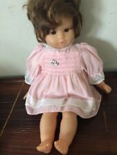 "Vintage Gotz Model Baby boy doll 20"" Made in Italy"