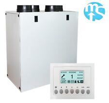 Up to 89% Heat Recovery Unit Elta Vigo 550A Whole House MVHR System