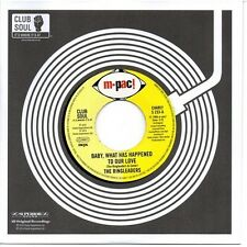 """The Ringleaders - Baby What Has Happened To Our Love VINYL 7"""""""