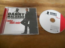 CD Schlager Danny Malando - Tanz mit mir (14 Song) SONY MUSIC ARIOLA jc