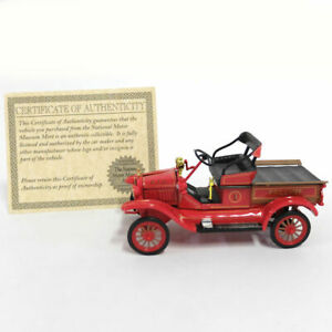 1922 Ford Fire Engine 1/32 Scale Diecast with Certificate of Authenticity