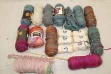 Wholesale Mixed Knitting Yarn Lot Boutique Treasure Homespun Ice Collection