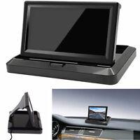 """5 """" TFT LCD faltbarer Rückansicht-Monitor für die Rückfahrkamera DVD PAL / NTSC"""
