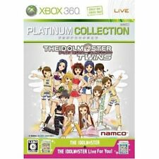 Used Xbox360 The Idolm@ster: Twins Japan Import