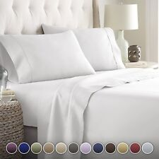 Cheap Bed Sheets Hotel Luxury Bed Sheets Set Sleep Number Bed Sheets Queen White