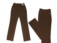 elegante Pantaloni donna Business Stretchhose marrone v.v. STEILMANN Tgl 34