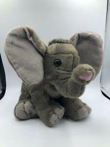 Wild Republic Cuddlekins Baby Grey Elephant Plush Kids Soft Stuffed Toy Animal