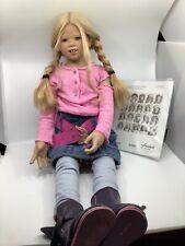 34� Annette Himstedt Doll Jolise #90/377