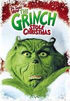 How the Grinch Stole Christmas (DVD, 2016)