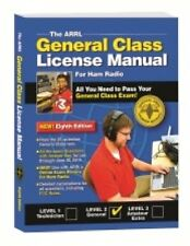 ARRL General Class License Manual NEW HAM Radio 2015-2019