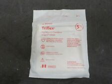Cardinal Health Trifles Latex Surgical Gloves, Sterile, Size 5.5