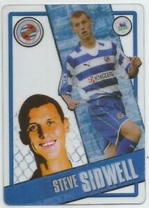 #072 STEVE SIDWELL ( READING) TOPPS I-CARDS 2007