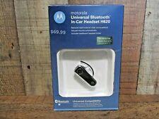 Motorola Universal Bluetooth In-Car Headset H710