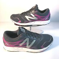 New Balance 590V5 Women's Grey/Pink Running Athletic Shoes W590LG5 Size 10.5 EUC