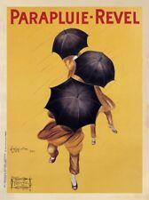 Parapluie Revel, 1922 Leonetto Cappiello Art Print Vintage Umbrella Poster 38x51
