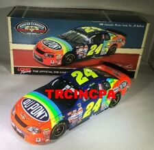 Jeff Gordon 1998 Lionel/Action #24 Dupont Atlanta Raced Winner 1/24 FREE SHIP
