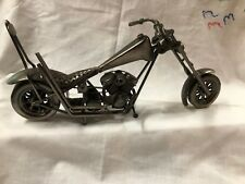 Rough Nuts and Bolts Structured Motorcycle