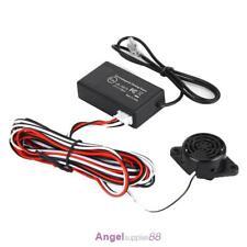auto electromagnetic parking sensor no holes need,easy install,parking rada