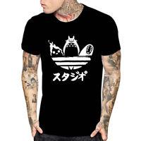My Neighbor Totoro Japanese Anime T Shirt For Men Women Youth Kids Japanese Tees