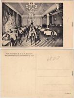 Mannheim Weinstube Clou Ansichtskarte  1913