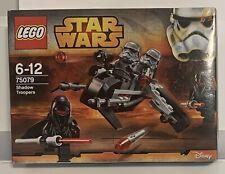 LEGO 75079 Star Wars Shadow TroopersBattle Pack New Unopened Free Post