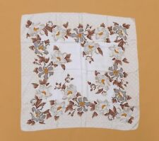Foulard dior 100% seta fazzoletto pochette christian dior silk da donna woman
