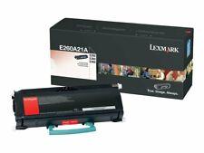 LEXMARK Black Print Toner Cartridge for Printer E260/E36X/E46X