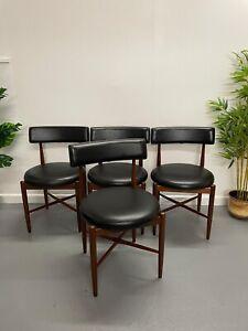 Mid Century Retro G Plan Teak Dining Chairs