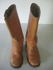 Frye Vintage USA Made Mens 8D Campus 2951 Leather Western Riding Boots