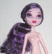 Monster High Londoom Ghoulebrities Elissabat Nude Vampire Fashion Doll NEW OOAK