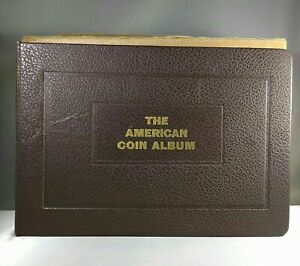 """""""The American Coin Album"""" Wayte Raymond & Meghrig & Sons 9 1/2 x 6 1/2 - 5 pages"""