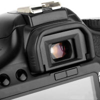 2x Rubber Eyecup Eye cup Viewfinder EF for Canon 650D 600D 500D 1100D 350D LS