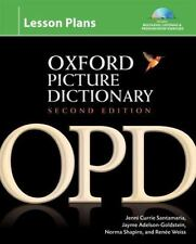 Oxford Picture Dictionary Lesson Plans for Multilevel Listening & Pronunciation