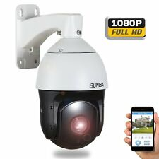 SONY 20X ZOOM HD 1080P 2.0MP Outdoor PTZ IP Speed Dome Camera 350M laser IR