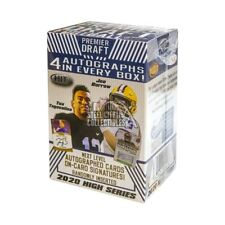 2020 Sage Hit High Series Football Blaster Box