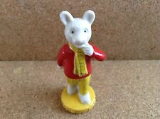 Wade Rupert The Bear Yellow Base 2.5 Inches Tall with COA