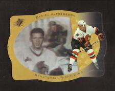 Daniel Alfredsson--1996-97 SPx Hockey Card--Ottawa Senators