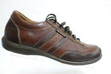 MEPHISTO Leather Brown Sz 10 US Men Brown Sneakers