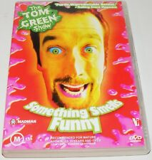 Tom Green - Something Smells Funny-- (DVD, 2001)