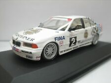 Diecast Minichamps 1:43 BMW 318i ADAC TW Cup 1994 Cecotto Mint on Display